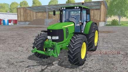 John Deere 6520 Premium animation parts für Farming Simulator 2015