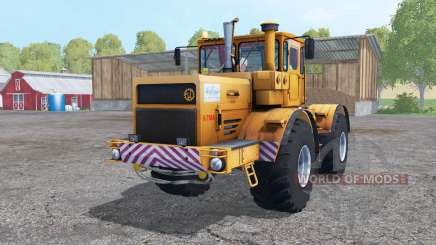 Kirovets K-700A animation Teile für Farming Simulator 2015
