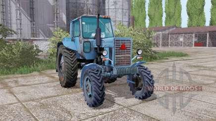 MTZ 82 Biélorussie animation pièces pour Farming Simulator 2017