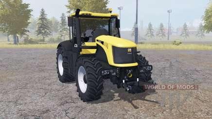 JCB Fastrac 8250 yellow pour Farming Simulator 2013