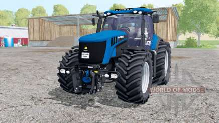 JCB Fastrac 8310 with weight pour Farming Simulator 2015