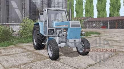 Zetor 8011 wheels weights pour Farming Simulator 2017