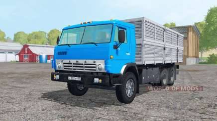 KamAZ 53212 avec remorque pour Farming Simulator 2015
