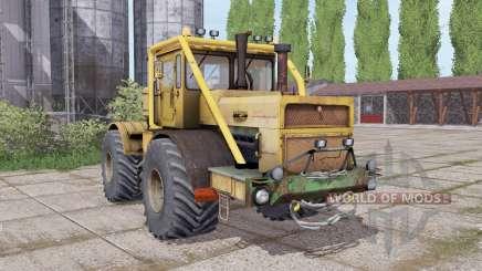 Kirovets K-700a variateur électronique de l'animation des portes pour Farming Simulator 2017
