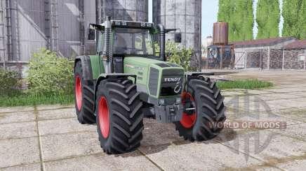 Fendt Favorit 924 Vario 1997 pour Farming Simulator 2017
