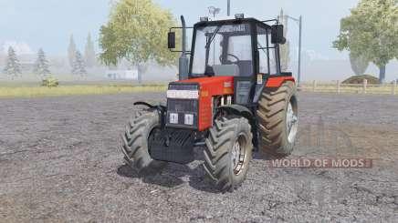 Belarus MTZ 892.2 animation Teile für Farming Simulator 2013