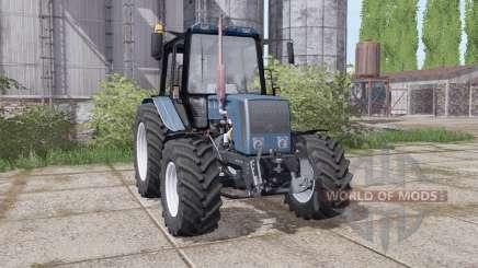 La biélorussie 826-mont chargeur pour Farming Simulator 2017