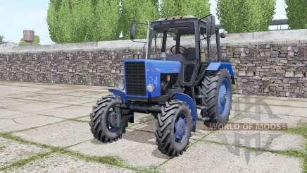 Belarus MTZ 80.1 contrôle interactif pour Farming Simulator 2017