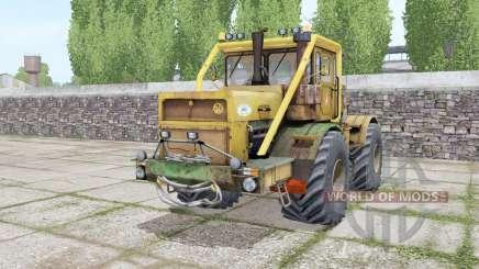 Kirovets K-700a variateur électronique avec un choix de moteur pour Farming Simulator 2017