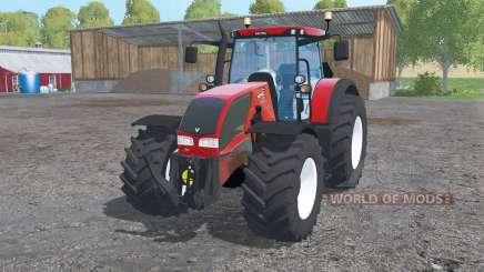 Valtra S352 change wheels pour Farming Simulator 2015