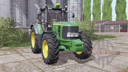 John Deere 6530 Premium front weight für Farming Simulator 2017