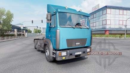 MAZ 6422 v3.2 pour Euro Truck Simulator 2