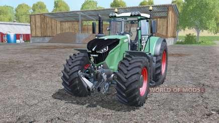 Fendt 1050 Vario twin wheels für Farming Simulator 2015