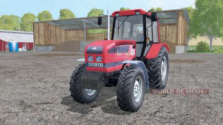 Belarus 1025.3 animation Teile für Farming Simulator 2015