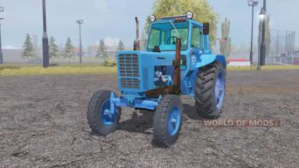 MTZ-80 Belarus PKU-0.8 für Farming Simulator 2013