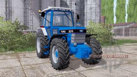 Ford 8210 4x4 pour Farming Simulator 2017