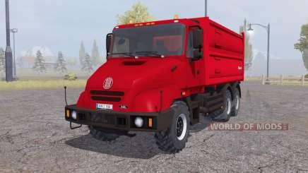 Tatra T163 Jamal 1999 v1.1 pour Farming Simulator 2013