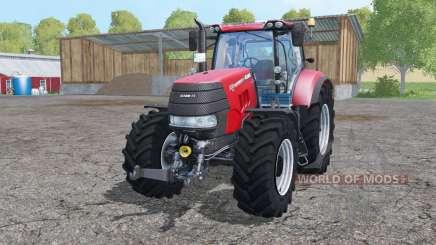 Case IH Puma 240 CVX interactive control für Farming Simulator 2015