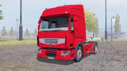 Renault Premium pour Farming Simulator 2013