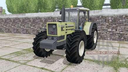 Hurlimann H-6136T 1989 für Farming Simulator 2017