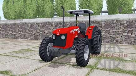 Massey Ferguson 4275 loader mounting pour Farming Simulator 2017