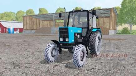 MTZ-82.1 de la Biélorussie avec l'animation des parties pour Farming Simulator 2015