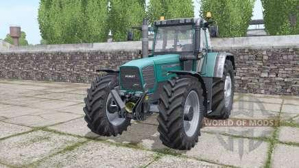 Fendt Favorit 916 Vario design selection pour Farming Simulator 2017