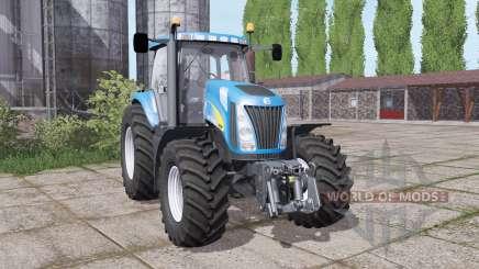 New Holland TG230 twin wheels pour Farming Simulator 2017