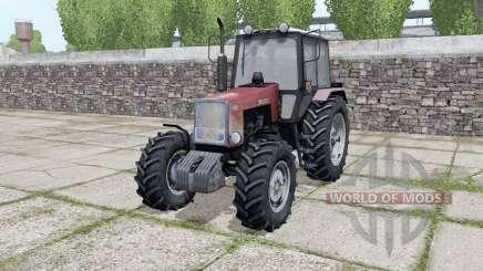 MTZ-1221 Biélorussie 2004 pour Farming Simulator 2017