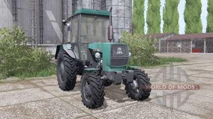 YUMZ 8240 4x4 pour Farming Simulator 2017