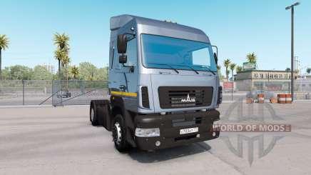 MAZ 5440Е9-520-031 pour American Truck Simulator