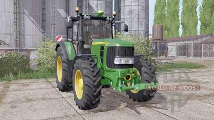 John Deere 6630 Premium animation parts für Farming Simulator 2017