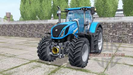 New Holland T7.315 with options für Farming Simulator 2017