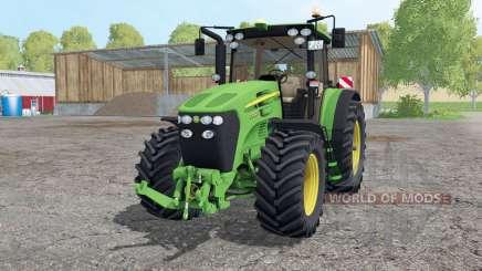 John Deere 7930 wheels weights pour Farming Simulator 2015