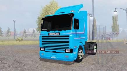 Scania 113H für Farming Simulator 2013