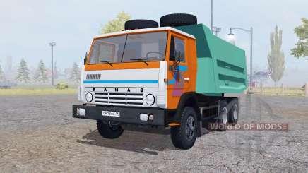 KamAZ 5511 animation Teile für Farming Simulator 2013