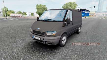 Ford Transit Van pour Euro Truck Simulator 2