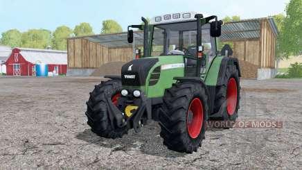Fendt 312 Vario TMS change wheels für Farming Simulator 2015