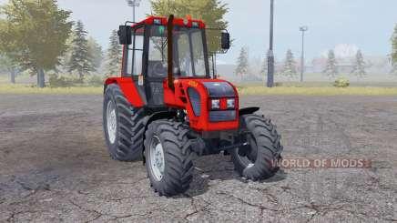 Belarus 1025.4 animation Teile für Farming Simulator 2013