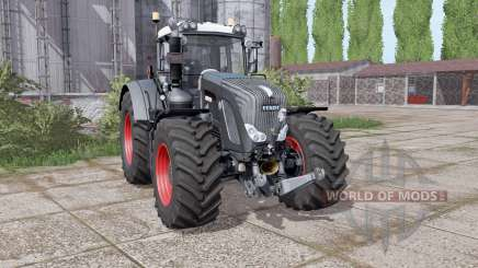 Fendt 924 Vario Black Beauty für Farming Simulator 2017