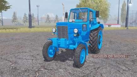 MTZ-80 Belarus hell blau für Farming Simulator 2013