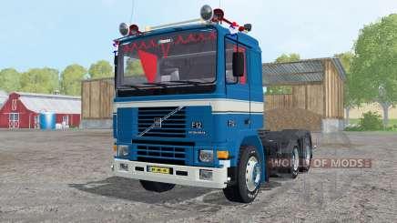 Volvo F12 Intercooler tractor 1987 für Farming Simulator 2015