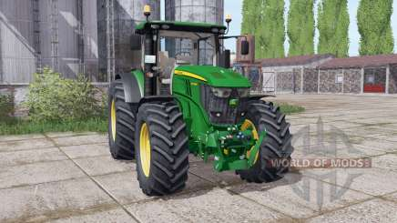 John Deere 6250R Power Edition für Farming Simulator 2017