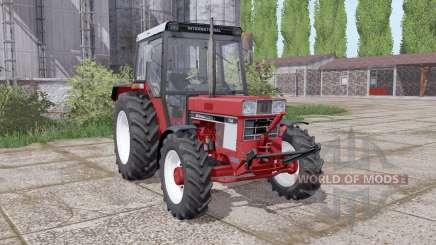 International 744 Comfort Cab pour Farming Simulator 2017