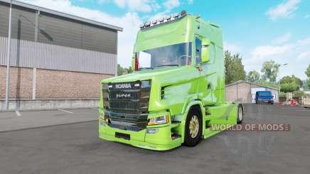 Scania T730 Next Gen v1.1 für Euro Truck Simulator 2