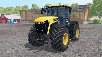 JCB Fastrac 4220 interaktive Steuerung für Farming Simulator 2015