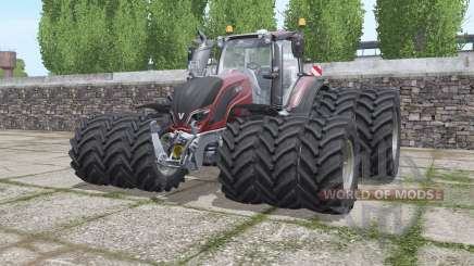 Valtra T174e triple wheels pour Farming Simulator 2017