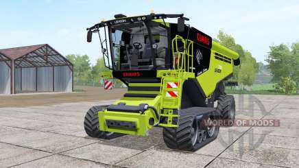 Claas Lexion 795 crawler pour Farming Simulator 2017