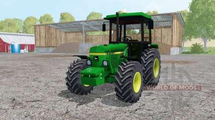 John Deere 2850 A front loader für Farming Simulator 2015