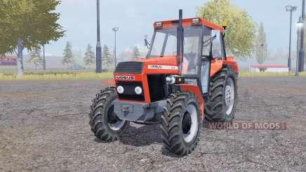 Ursus 1014 front loader pour Farming Simulator 2013